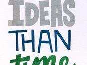 modi farsi venire delle idee (ovvero: tentativi rendersi utili)