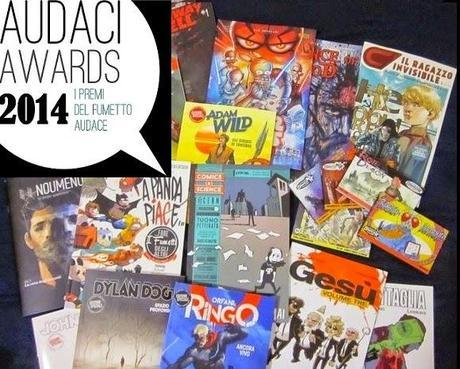 Audaci Awards '14: FUMETTO ITALIANO
