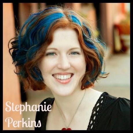 Blogtour: Il primo bacio a Parigi di Stephanie Perkins - Intervista all'autrice