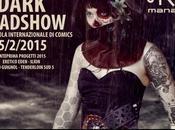 Febbraio 2015 Dark Roadshow Scuola Internazionale Comics Roma