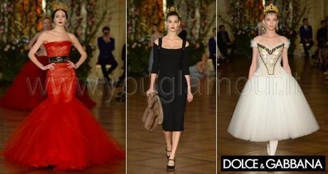 Dolce e Gabbana collezione primavera estate 2015 - Paperblog 0cd65b91ead