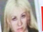 foto segnaletica Christina Aguilera