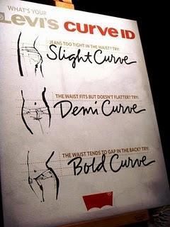 Supreme Levi's Curve ID - Ora le curve ci sono!