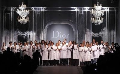 PFW Dior: last collection designed by John Galliano
