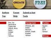 siti scaricare oltre 40mila fonts gratis!