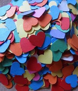 Come decorare la tavola per san valentino paperblog - Decorare la tavola per carnevale ...
