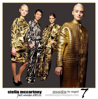 Le pagelle: STELLA MCCARTNEY FALL WINTER 2011 2012