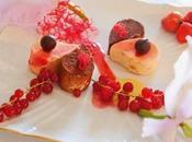 Cuore semifreddo ricotta canditi frutta.