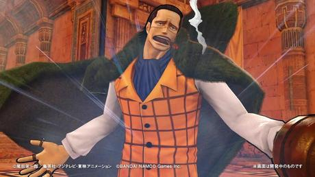 One Piece: Pirate Warriors 3 - Trailer di Crocodil