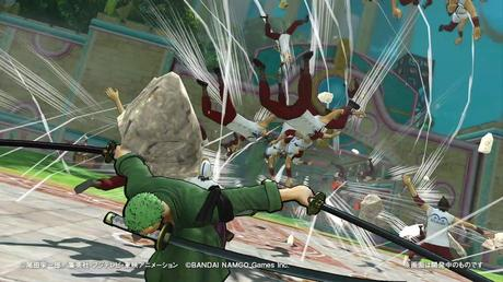 One Piece: Pirate Warriors 3 - Trailer di Zoro