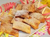 Ravioli dolci Carnevale Ricotta Cioccolato