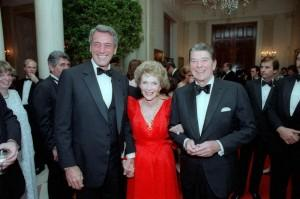 Rock Hudson, Reagan, AIDS, Hollywood