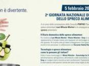 Febbraio, Giornata Mondiale contro spreco alimentare