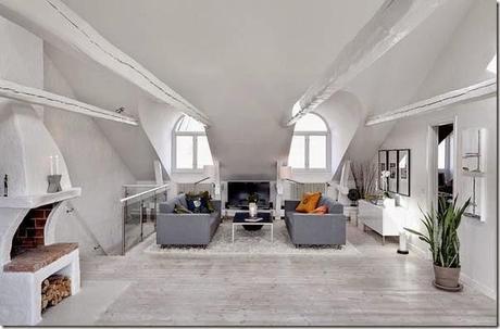 Arredare in stile nordico scandinavo paperblog for Design interni case piccole