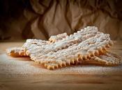 Chiacchiere carnevale gluten free