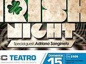 "IRISH NIGHT"" GENS D'YS Varese"