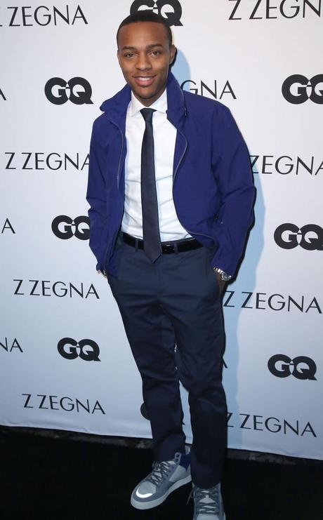 Bow Wow Nick Jonas, Ryan Guzman + More Partecipate Z Zegna x GQ Celebration