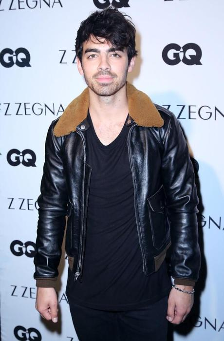 Joe Jonas Nick Jonas, Ryan Guzman + More Partecipate Z Zegna x GQ Celebration