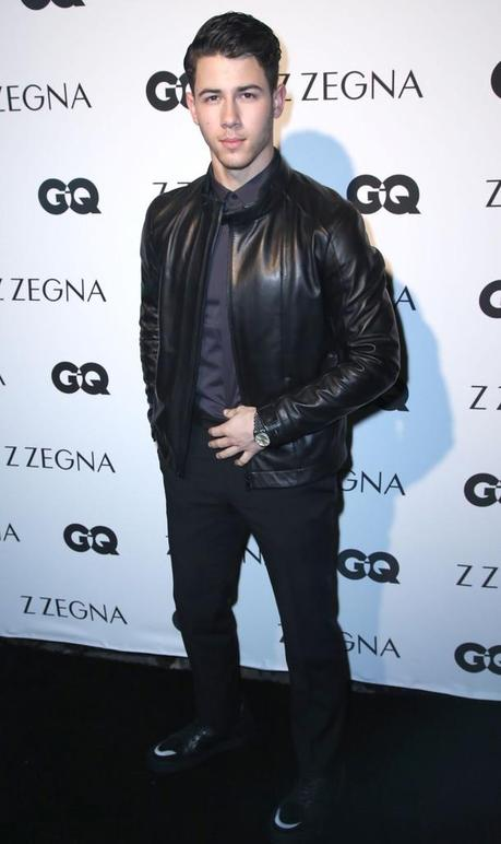 Nick Jonas1 Nick Jonas, Ryan Guzman + More Partecipate Z Zegna x GQ Celebration