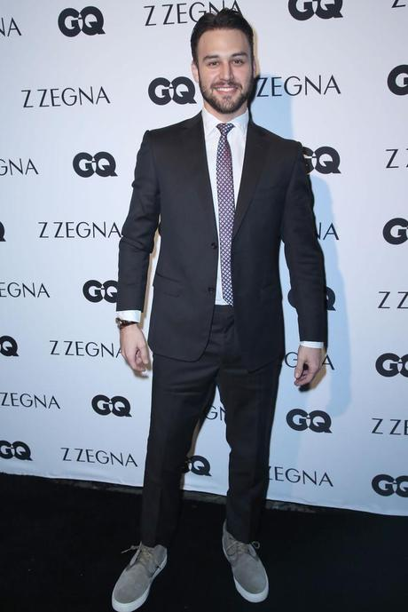 Ryan Guzman Nick Jonas, Ryan Guzman + More Partecipate Z Zegna x GQ Celebration