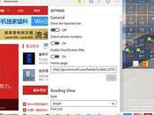 Nuove immagini Spartan, futuro browser Windows