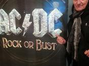 AC/DC Chris Slade sarà batterista Grammy Awards