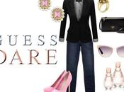 Heat Your Valentine's with GUESS DARE: Contest Entry