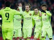 Athletic Bilbao-Barcellona 2-5: Messi sconsacra Cattedrale, vetta