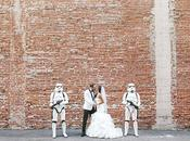 matrimonio stile Star Wars