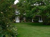 Place Farm, elegante giardino inglese