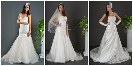 59e9397885c1 L Abito da Sposa dei vostri sogni al miglior prezzo - Paperblog