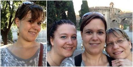 Aury e amiche a Roma