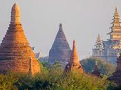 Tramonto sull'Irrawaddy