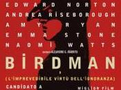 Recensione: Birdman l'imprevedibile virtù dell'ignoranza)