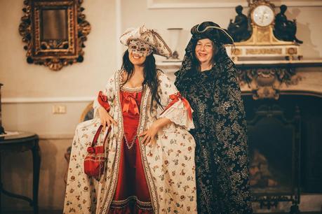 Carnevale di Venezia : un sogno in Atelier ....