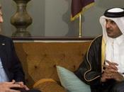 ambizioni Qatar collasso degli equilibri mediorientali