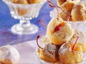 ciliegie fritte, delizioso dolce Carnevale, facile veloce realizzare.
