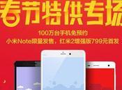 Xiaomi sconta tutto Capodanno cinese lancia Redmi RAM!