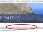 sito della Ryanair Palermo mafia povertà, frase stata cancellata