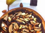 Crostata pere cioccolata