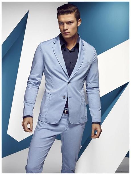 Abbigliamento uomo: guess primavera estate 2015! Paperblog