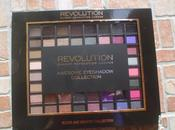 Review: Makeup Revolution Awesome Eyeshadow Collection