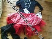Minnie costume outfit carnevale