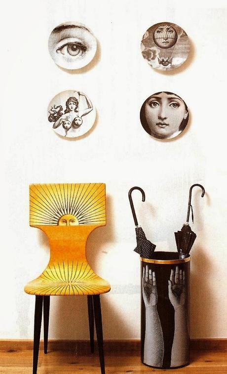 Incontri sul collezionismo piero fornasetti paperblog for Fornasetti mobili