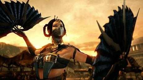 Mortal Kombat X - Gameplay con una seconda variante di Kitana