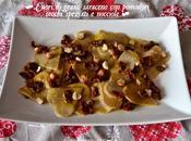 Cuori speziati grano saraceno pomodori secchi nocciole