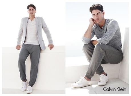 the best attitude 83856 a51f2 ABBIGLIAMENTO UOMO: CALVIN KLEIN WHITE LEABEL PRIMAVERA ...
