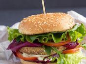 Natural Jack's burger