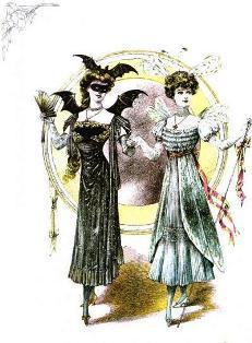 costumi carnevale 900 moda