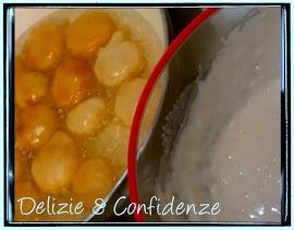 Frittelle dolci allo yogurt (di soia) alla fragola .. per un Carnevale senza uova nè latticini!